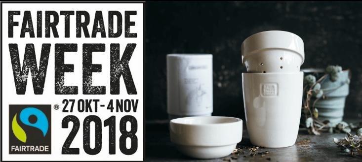 Fairtrade Week najaar 2018